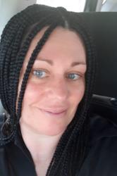 Robyn Clark-Pitt, estate agent